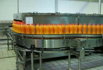 含果肉饮料生产设备