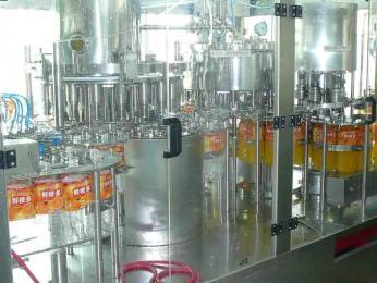 饮料灌装设备