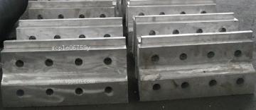 鋼絲夾具生產廠家 斗提機夾具生產價格