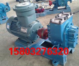 76YHCB-40圓弧齒輪泵 油罐汽車改裝專用泵