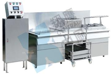 自動雙槽智能型油炸機 油炸鍋 廚房設備 油炸機