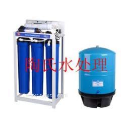 供应100G铁架机 框架纯水机 商用机 RO机