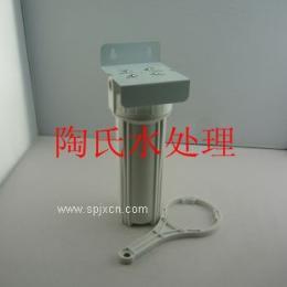 供应10寸单级过滤器 自来水过滤器