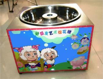 大台式花式棉花糖机