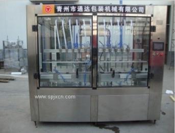 蓝莓饮料灌装机 不限制瓶型