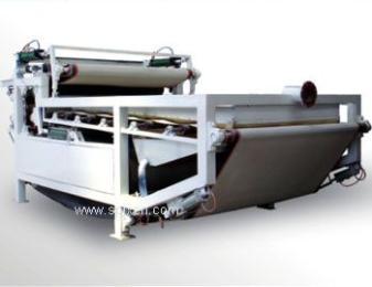带式压滤滤机-污泥脱水机-食品污泥处理设备