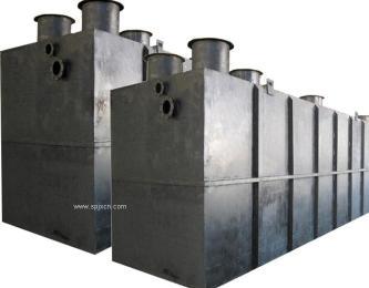 地埋式生活污水处理   一体化生活污水处理   平流式气浮一体机