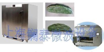 微波真空干燥设备 仙人掌烘干设备