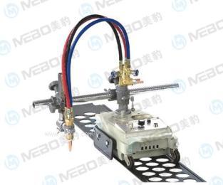 北京半自动直线切割机,切割小车