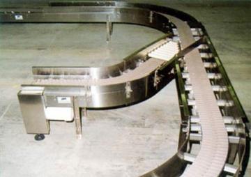 Y型二合一链板输送机