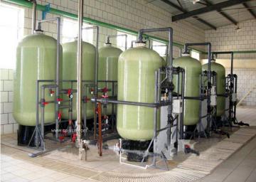 工业软化水设备全自动软化处理锅炉用水软化水除钙镁设备