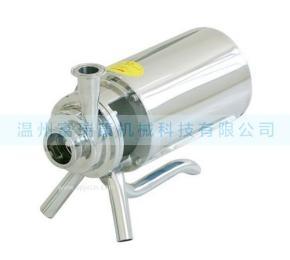 温州BAW型泵体法兰连接离心泵,双密封带水冷高温离心泵