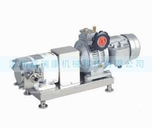 衛生級ZB3A轉子泵,凸輪轉子泵,高粘度自吸泵,耐腐蝕轉子泵,凸輪泵,萬用輸送泵