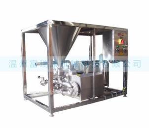 供应WPL配料机,高效乳化配料机,高效混合均质乳化机,在线连续型混料机