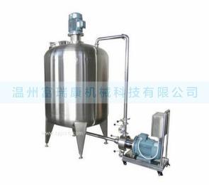 高剪切乳化机组,高速乳化罐,高速配料桶,拌料乳化桶,电加热乳化罐