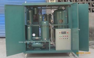 ZJD-10封閉型 潤滑油真空濾油機