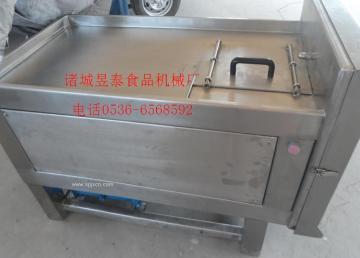 小型鸡肉切肉片机