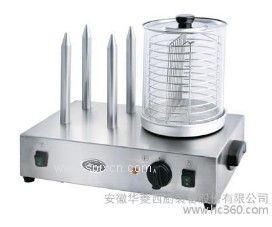 華菱電子熱狗機多功能商用烤香腸機烤火腿腸機熱狗機烤腸機