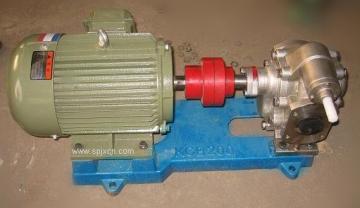 不锈钢油泵