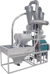 供应环保型自动上料五谷小杂粮磨面机