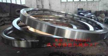 质量好的回转窑轮带是成功机器的基石