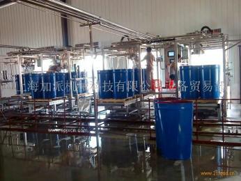 橙汁加工生产线
