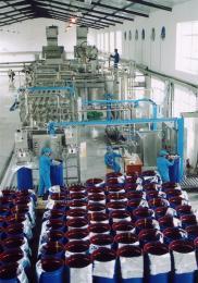 浓缩果汁生产线