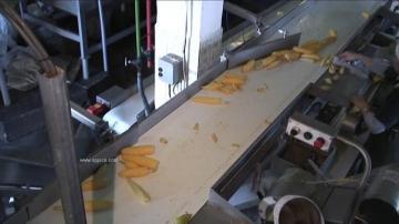 玉米汁加工生产线