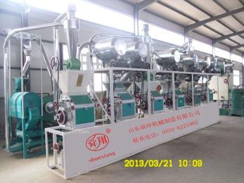 面粉机械厂家直销-全自动六台面粉机组