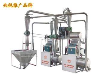 乐陵面粉机械厂双台面粉机