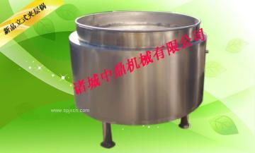 蒸煮锅蒸汽蒸煮锅炒锅
