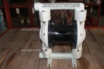 气动隔膜泵QBK-25工程塑料