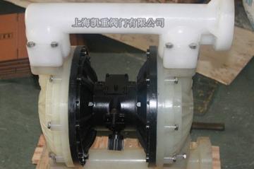 氣動隔膜泵QBK-50工程塑料