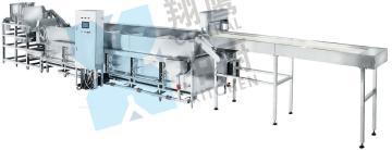 连续式自动煮面线 自动煮面机 厨房设备 熬煮设备