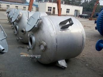 不銹鋼反應釜專業生產/藍星化工