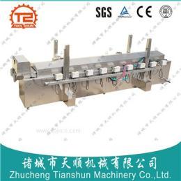 恒途TSZD-40型电加热油炸流水线/油炸食品机械