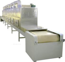 全自动微波牛肉干干燥设备