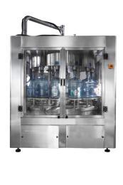 旋轉灌裝機 五加侖灌裝機 大桶水生產線 大桶水設備