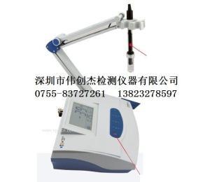 雷磁PHS-3C数显台式酸度计  精密实验室PH计带电极