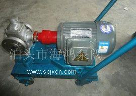 移动齿轮泵