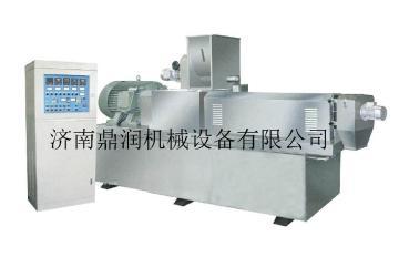 α淀粉挤压膨化设备