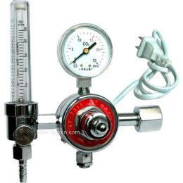 YQT-731LR电加热二氧化碳减压器