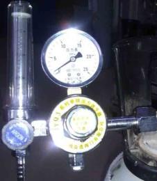 单级流量管减压器