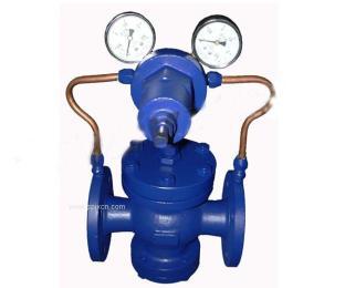 活塞式氣體減壓閥