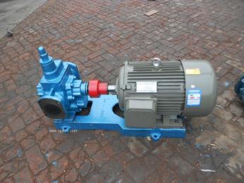 高温热油齿轮泵