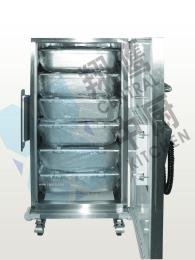 食品保温车 自动加热循环保温车 保温柜 餐饮保温车