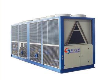 风冷螺杆热泵HLA-D(H)