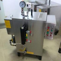 36 KW 电热蒸汽发生器 广州宇益牌不锈钢锅炉