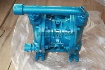 气动隔膜泵QBK-15不锈钢