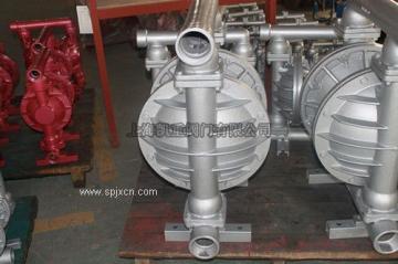 气动隔膜泵QBK-40铝合金